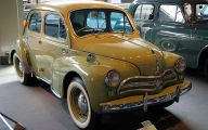 Old Renault Models 36 Desktop Wallpaper