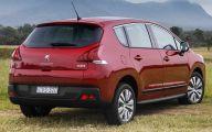 Peugeot Automobiles 28 Car Background