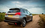 Peugeot Crossover  10 High Resolution Car Wallpaper