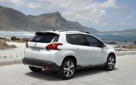 Peugeot Crossover  14 Wide Car Wallpaper
