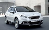 Peugeot Crossover  20 Car Hd Wallpaper