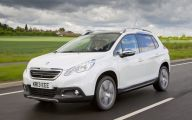 Peugeot Crossover  21 Car Background
