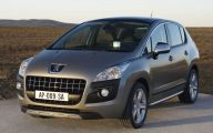 Peugeot Crossover  25 Wide Car Wallpaper