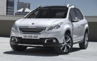 Peugeot Crossover  36 High Resolution Car Wallpaper