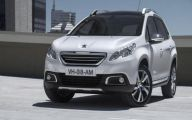 Peugeot Crossover  37 Car Desktop Background