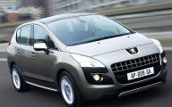 Peugeot Crossover  8 Cool Car Wallpaper