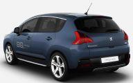 Peugeot Hybrid 4 18 Free Car Wallpaper