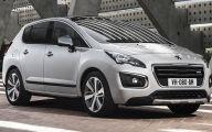 Peugeot Hybrid 4 25 Wide Car Wallpaper