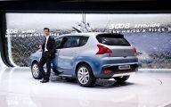 Peugeot Hybrid 4 36 Car Background