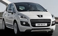 Peugeot Hybrid 4 40 Widescreen Car Wallpaper