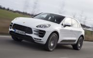 Porsche Macan Turbo 19 Free Hd Car Wallpaper