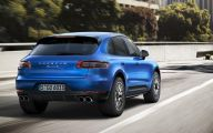 Porsche Macan Turbo 27 Car Desktop Background