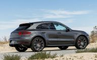 Porsche Macan Turbo 32 Car Background