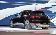 Porsche Macan Turbo 33 Car Hd Wallpaper