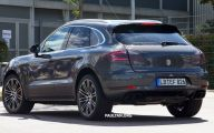Porsche Macan Turbo 35 Cool Hd Wallpaper