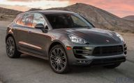 Porsche Macan Turbo 37 Free Car Wallpaper
