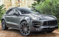 Porsche Macan Turbo 38 Free Car Wallpaper