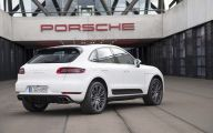 Porsche Macan Turbo 9 Car Desktop Background