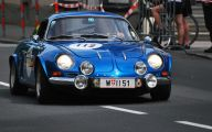 Renault Alpine 1 Cool Hd Wallpaper