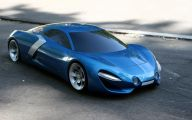 Renault Alpine 10 Free Car Wallpaper