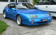 Renault Alpine 14 Wide Car Wallpaper