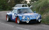 Renault Alpine 17 Wide Car Wallpaper