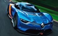 Renault Alpine 27 Wide Car Wallpaper
