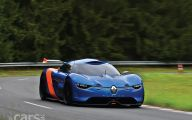 Renault Alpine 28 Desktop Wallpaper