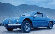 Renault Alpine 30 Free Hd Car Wallpaper