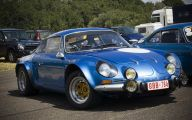 Renault Alpine 33 Widescreen Car Wallpaper