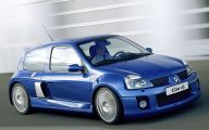 Renault Clio 24 Car Hd Wallpaper