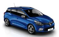 Renault Clio 4 Wide Car Wallpaper