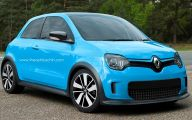 Renault Twingo 16 Widescreen Car Wallpaper