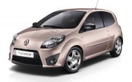Renault Twingo 25 Background Wallpaper