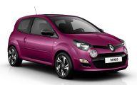 Renault Twingo 3 Background Wallpaper