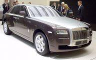 Rolls Royce Ghost 11 Widescreen Car Wallpaper