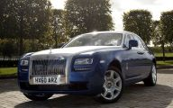 Rolls Royce Ghost 15 Car Desktop Background