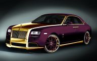 Rolls Royce Ghost 16 Widescreen Car Wallpaper