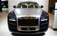 Rolls Royce Ghost 27 Background Wallpaper