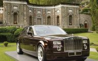 Rolls Royce Phantom 17 Background Wallpaper