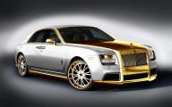 Rolls Royce Phantom 25 Car Background