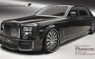 Rolls Royce Phantom 33 Background Wallpaper