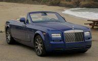 Rolls-Royce Phantom Drophead Coupe 22 Background Wallpaper