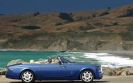 Rolls-Royce Phantom Drophead Coupe 25 Background Wallpaper