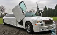 Rolls-Royce Phantom Limousine 1 Cool Hd Wallpaper