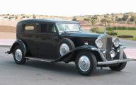 Rolls-Royce Phantom Limousine 12 Widescreen Car Wallpaper