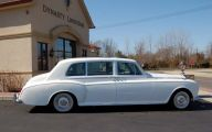 Rolls-Royce Phantom Limousine 14 Car Background