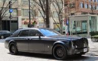 Rolls-Royce Phantom Limousine 21 Desktop Wallpaper
