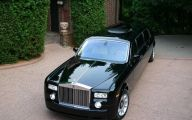 Rolls-Royce Phantom Limousine 27 Widescreen Car Wallpaper