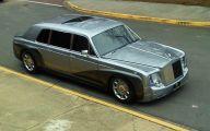 Rolls-Royce Phantom Limousine 32 Widescreen Car Wallpaper